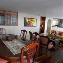 Apartamento en Manizales con vista